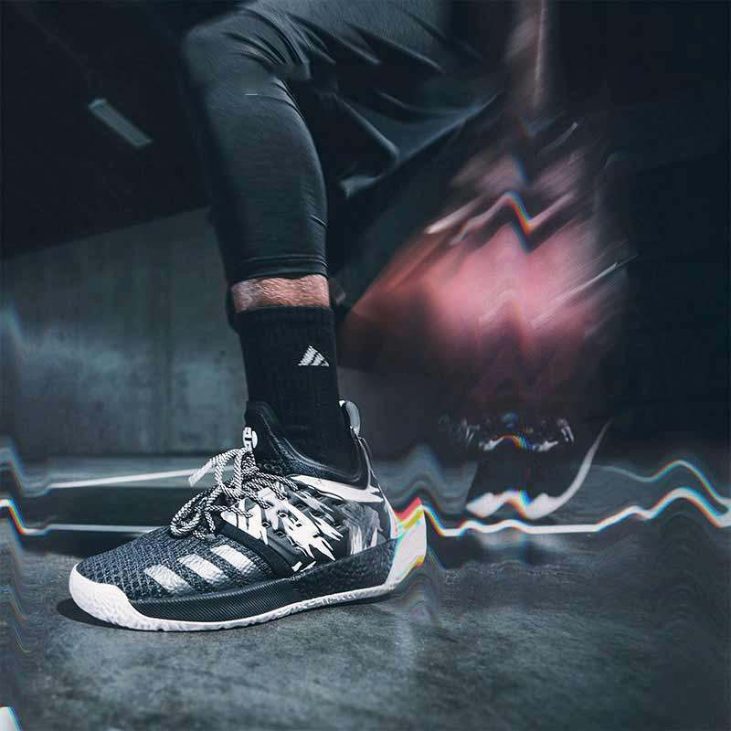 阿迪达斯男鞋Harden Vol. 2 哈登2代篮球鞋AH2217-2124-2219-2123