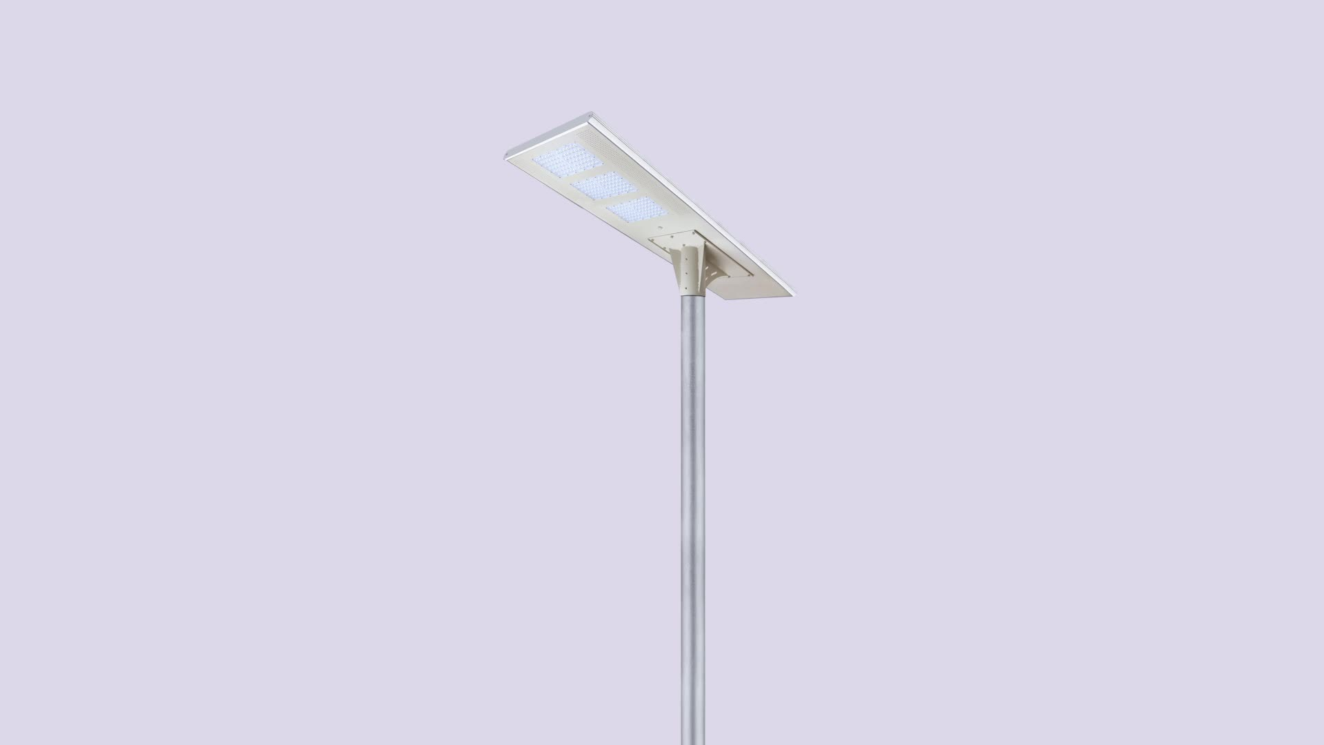 Wholesale renew Energy All In One Integrated 60w Solar Led Street Light