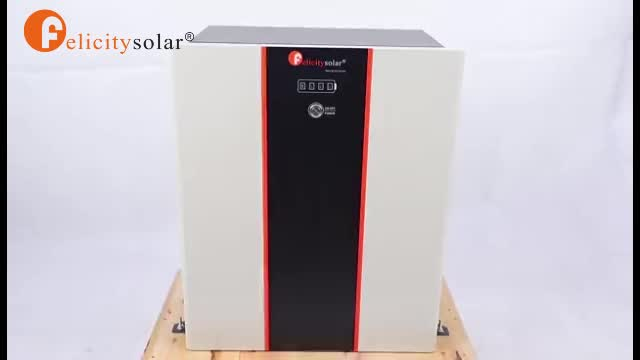 Longer lifespan 10kwh 48v 200ah lifepo4 battery pack solar lithium ion battery with BMS for home solar system