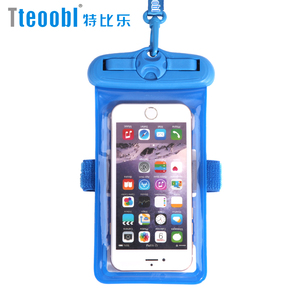 特比乐11H专业水下拍照手机防水袋温泉游泳手机通用6plus潜水6S
