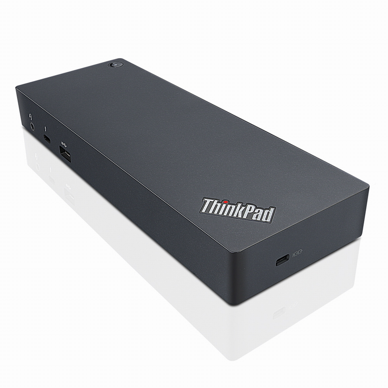 ThinkPad X1 YOGA T480 X280 R480 USB-C雷电3 扩展坞 40AC0135CN