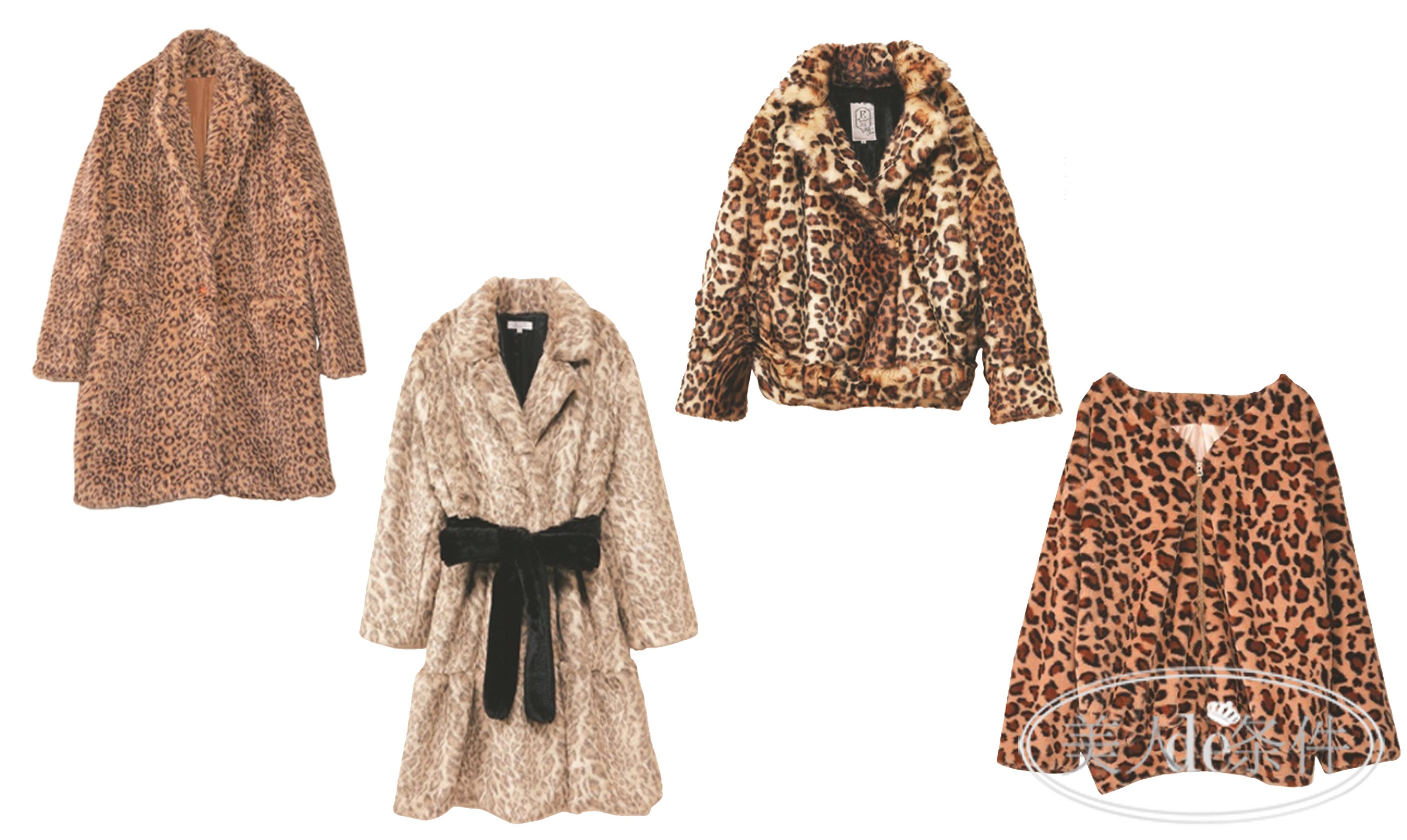 今年大家都穿貂,属日本模特时髦又清新