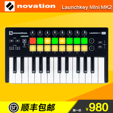MIDI-клавиатура Novation Launchkey MINI 25 49