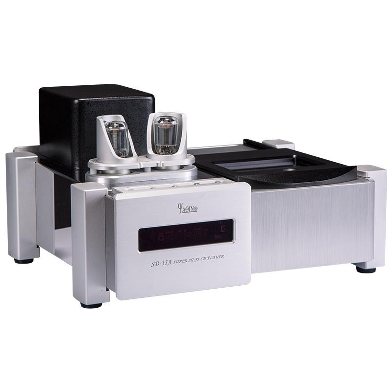 雅琴SD-35A hifi胆机 cd机 发烧cd播放机 HIFI播放器家用无损音频