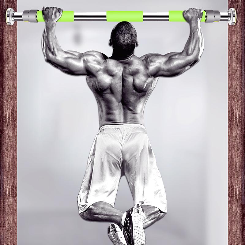 单杠家用室内门框门上引体向上杠防松动家庭多功能健身器材吊单杠