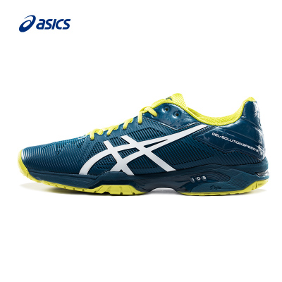 ASICS-亚瑟士 2018新款网球鞋 男鞋运动鞋 E600N-4501