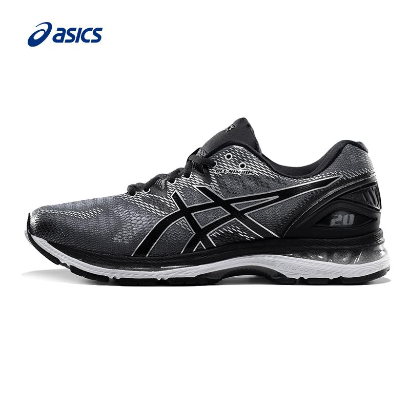 李治廷同款ASICS亚瑟士GEL-NIMBUS 20缓冲跑步鞋男鞋T800N-8990