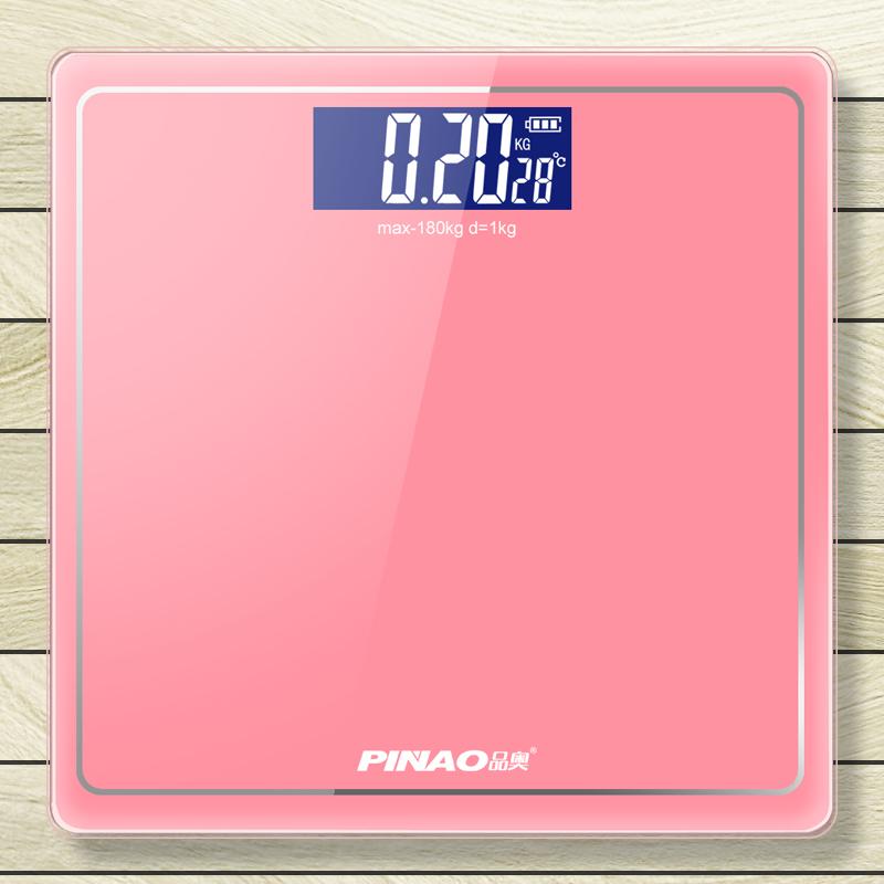 Электронные напольные весы Продукт Рио-USB Перезаряжаемые электронные весы весы бытовые для взрослых здоровье точные весы тела диета весом малышей