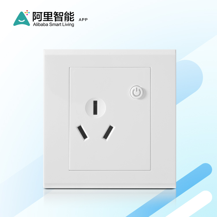 Ali smart socket 16A water heater remote control mobile wall plug ...