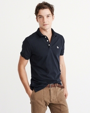 Polo Shirt Abercrombie Fitch AF Polo