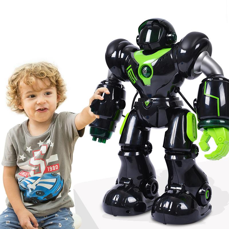 阿尔法机器人 会跳舞智能对话新威尔机械战警遥控儿童玩具男孩3岁