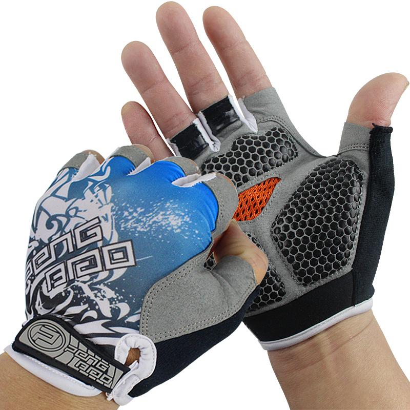 2019防滑健身手套 男运动手套女单杠引体向上训练半指健身房器械