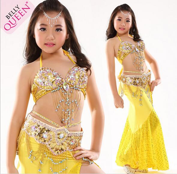 Цвет: Золото (поясничный бюстгальтер + юбка