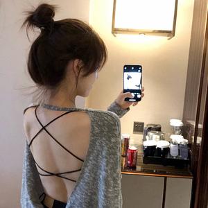 【批发区】马来西亚台湾新加坡服装批发品牌女装批发港味露背T恤...