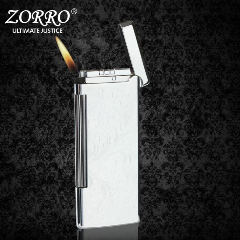 Керосиновая зажигалка Zorro slim, 2 ZC-102