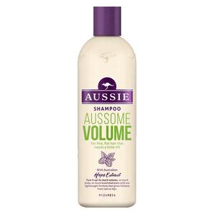 AUSSIE欧洲进口澳丝袋鼠奇迹丰盈洗发水300ml蓬松控油