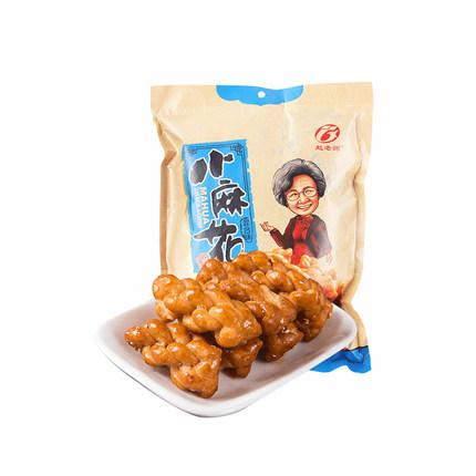 易胜博|官方网站小麻花多口味口水零食袋装网红手工成都特产单独包装散装香