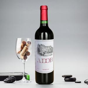 法国进口红酒爱多堡庄园典藏干红葡萄酒经典干红整箱6支礼盒装