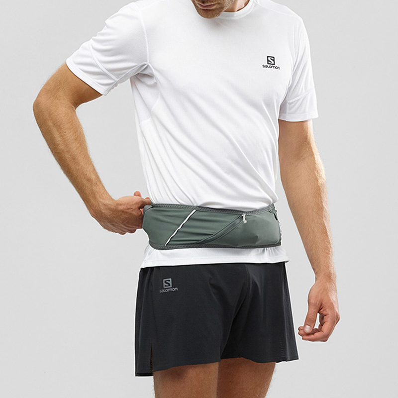 Salomon 薩洛蒙男女款戶外19秋冬新品跑步腰包手機腰包PULSE BELT