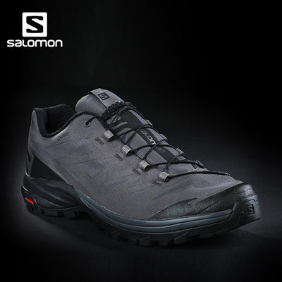 Salomon 萨洛蒙男款户外登山鞋 防水徒步鞋 OUTpath GTX 18新品