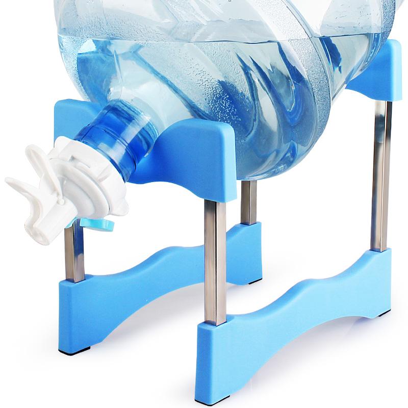 不锈钢 桶装水抽水器大桶水纯净水水桶 支架矿泉水桶架倒置饮水机