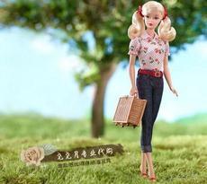 Тематическая коллекция Barbie Пятна, вишневый пирог,