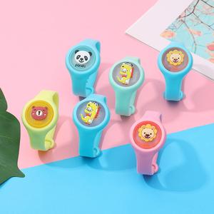 【第2件1元】防蚊手环儿童驱蚊婴儿宝宝防蚊用品随身户外发光手表