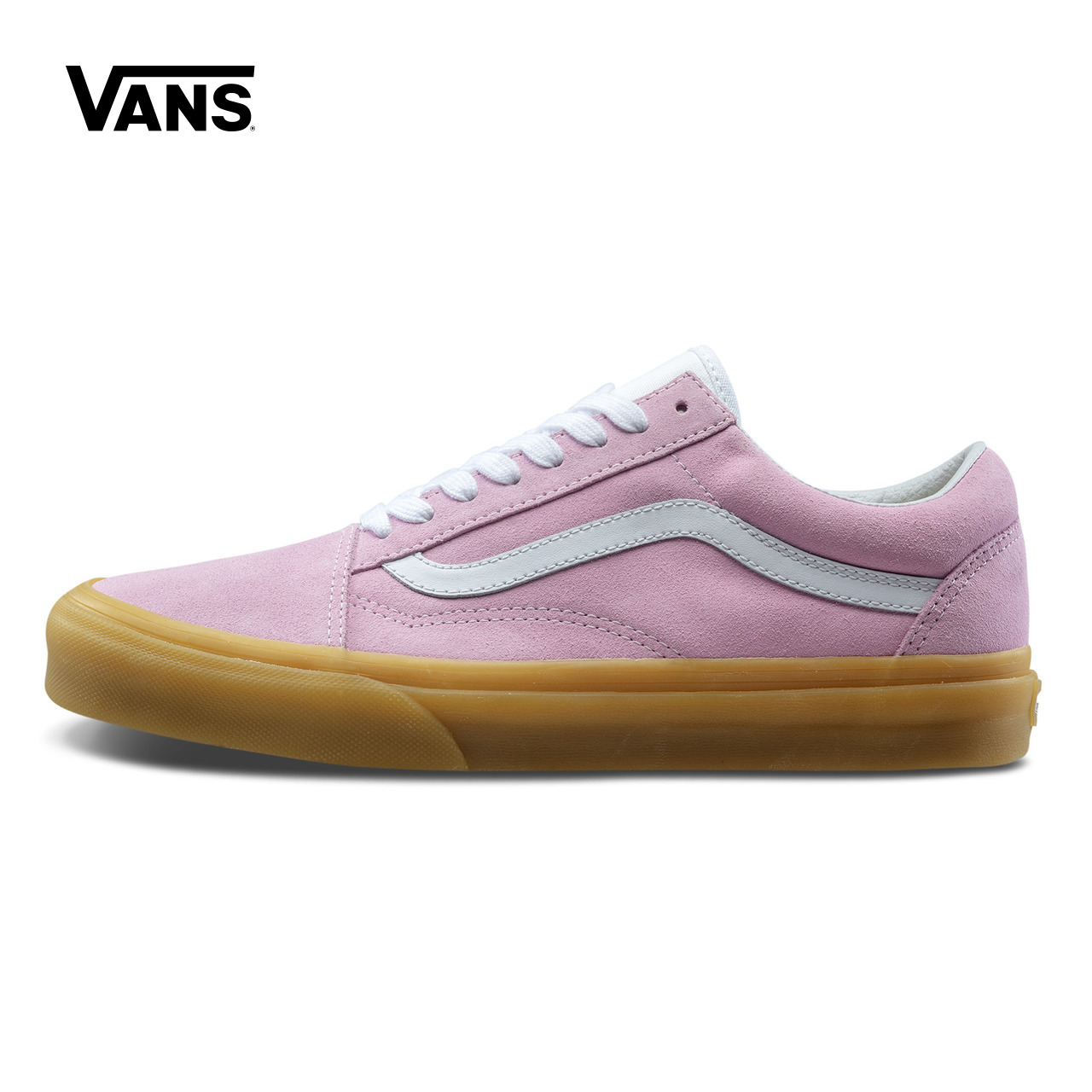 Vans 范斯官方男女款OLD SKOOL板鞋|VN0A38G1QK7-QK8