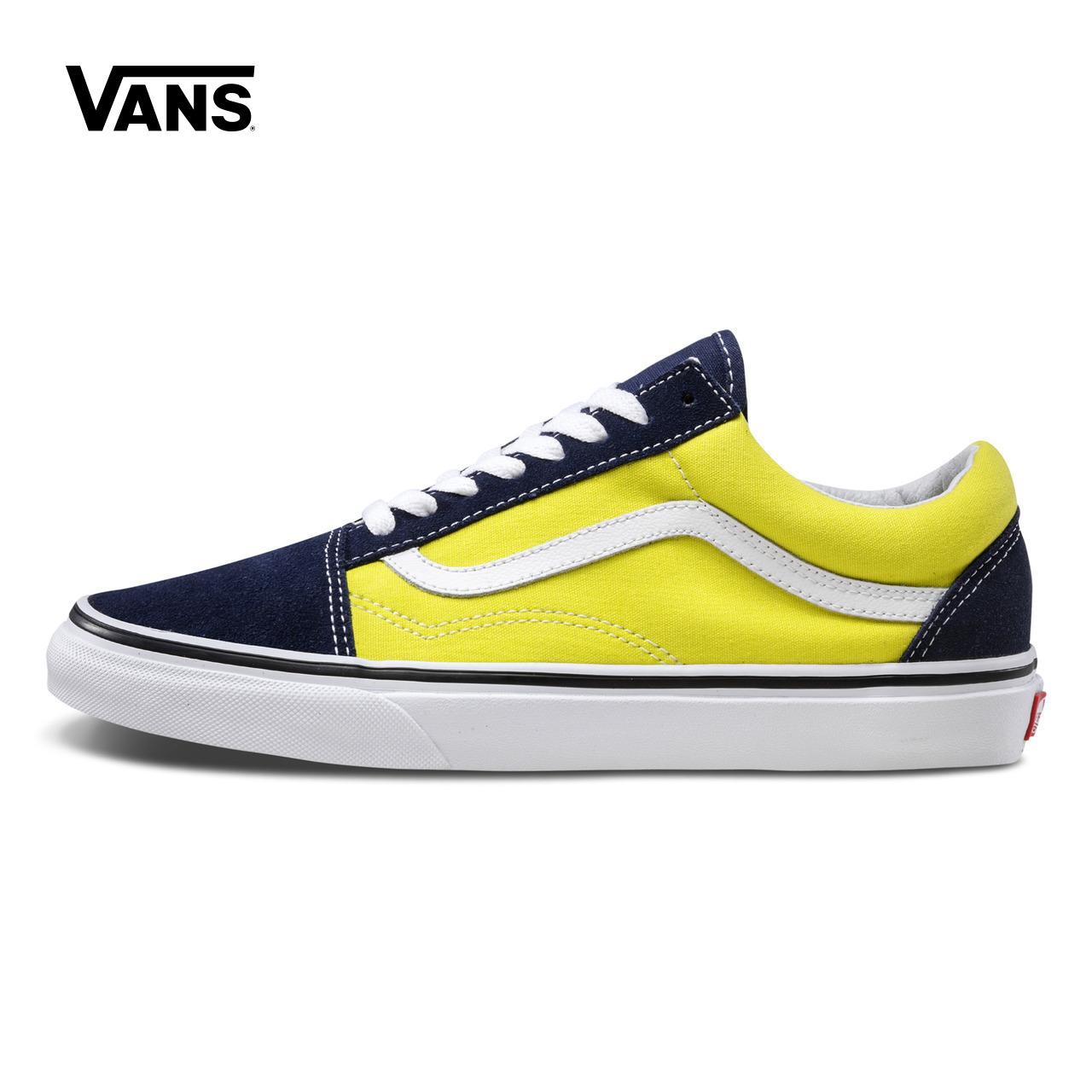 Vans 范斯官方男女款OLD SKOOL板鞋|VN0A38G1R1M