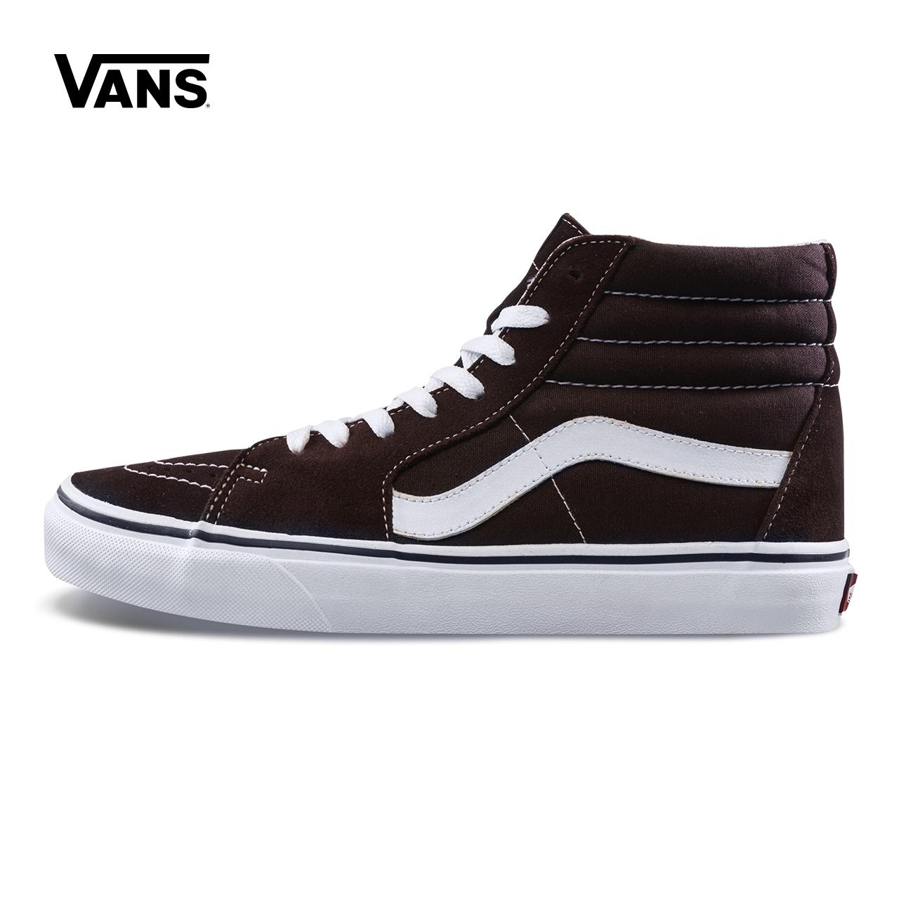 Vans 范斯官方男女款SK8-HI板鞋|VN0A38GEU5Z