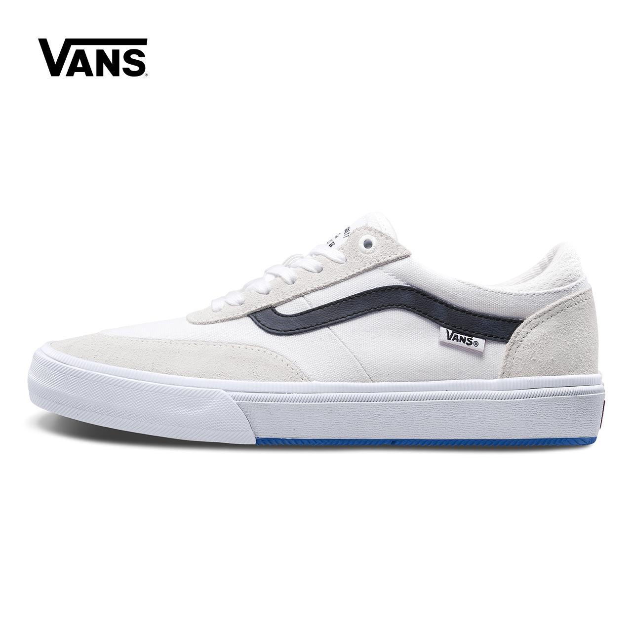 Vans 范斯官方男款侧边条纹滑板鞋|VN0A38COTWB