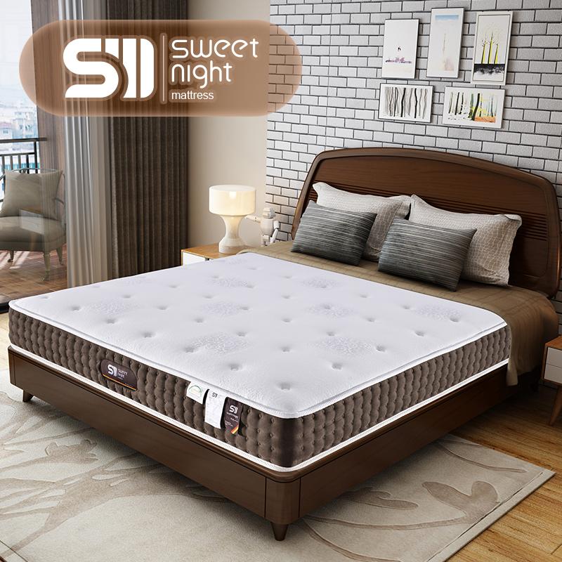 SW甜秘密床垫 进口乳胶抑菌抗汗床垫{活动款}
