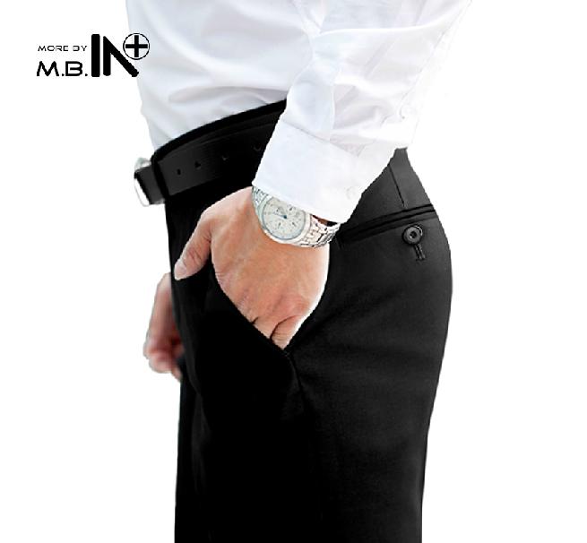Классические брюки M. B. IN + xk02001 MBIN