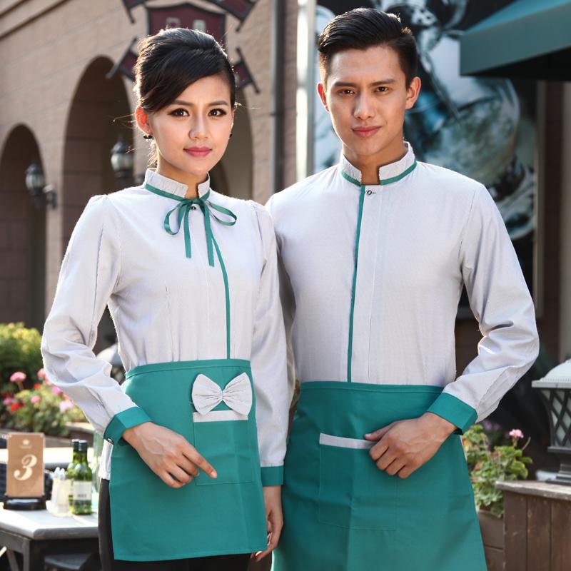 фото официантов в стильной форме