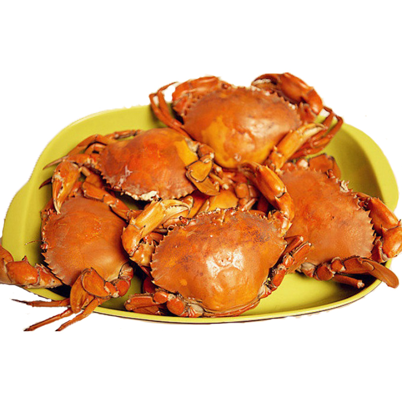 Голубой краб Crabs will strip