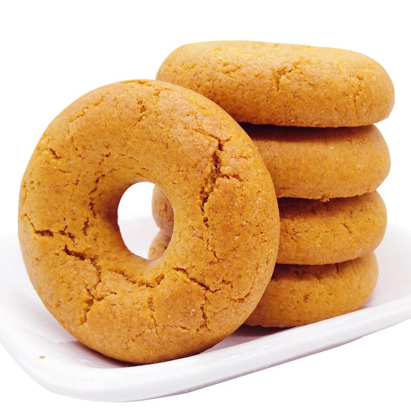【3盒59元】代餐能量饼干脂棒饱腹老虎酥低零食正食品卡减魔芋咔