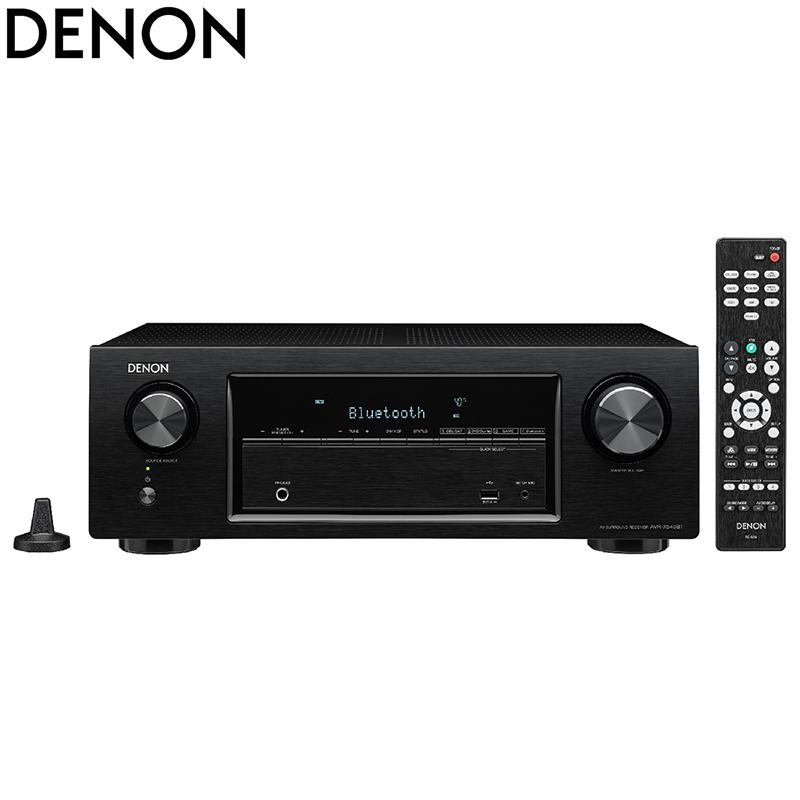 Denon-天龙 AVR-X540BT家用功放机蓝牙发烧无损大功率音响5.2声道