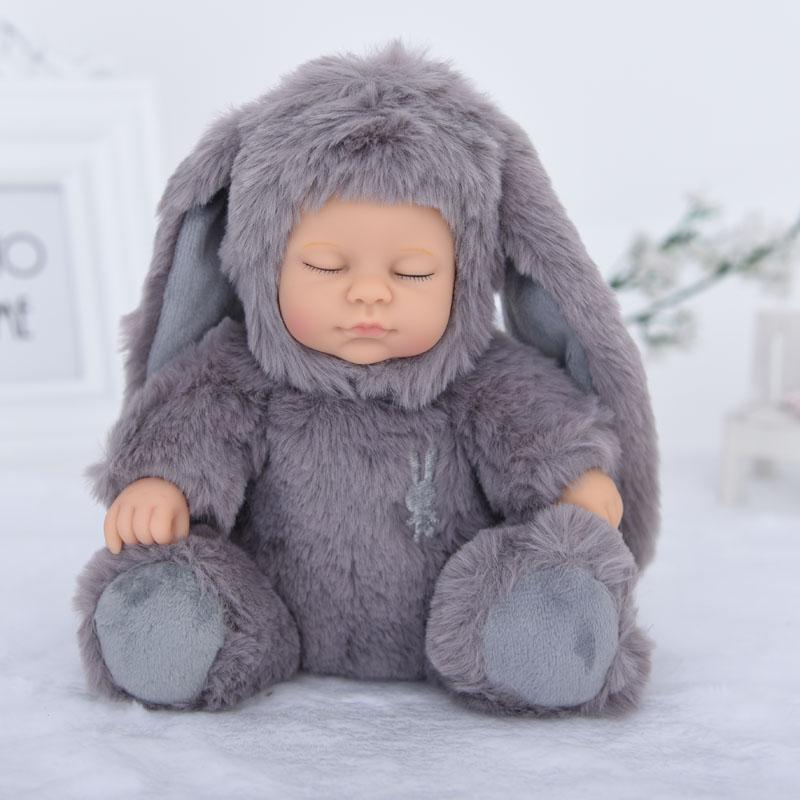 Цвет: серый кролик