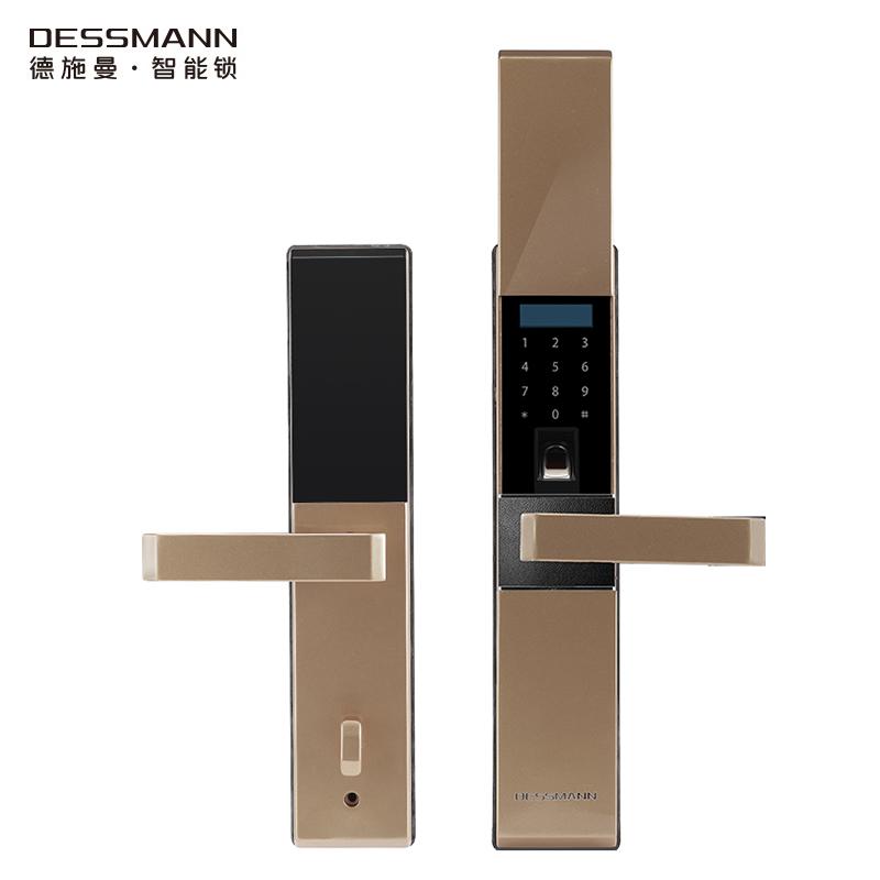 实情使用曝光德施曼D820怎么样呢??使用评测一下指纹锁德施曼D820质量如何?