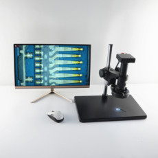 Цифровой микроскоп Jian Jing ye HDMI