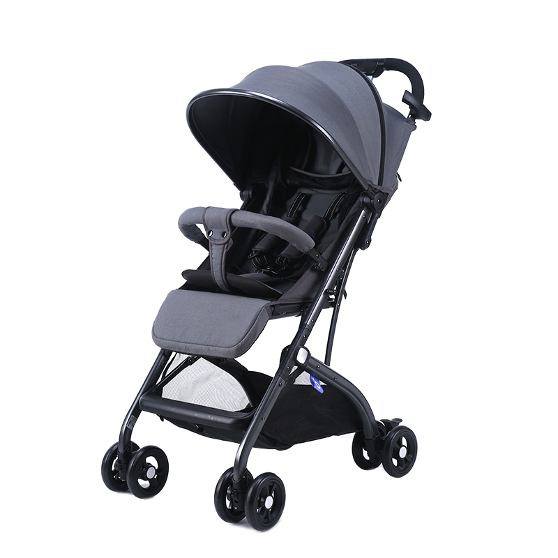 Baby stroller ultra light folding can sit reclining baby child portable mini umbrella small pocket trolley