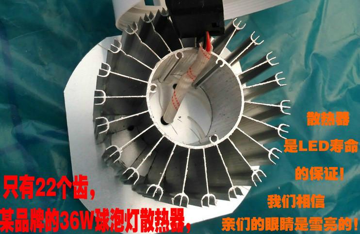 LED-светильник Prudential lighting  Led E27e40 18W36W50W100W - 14