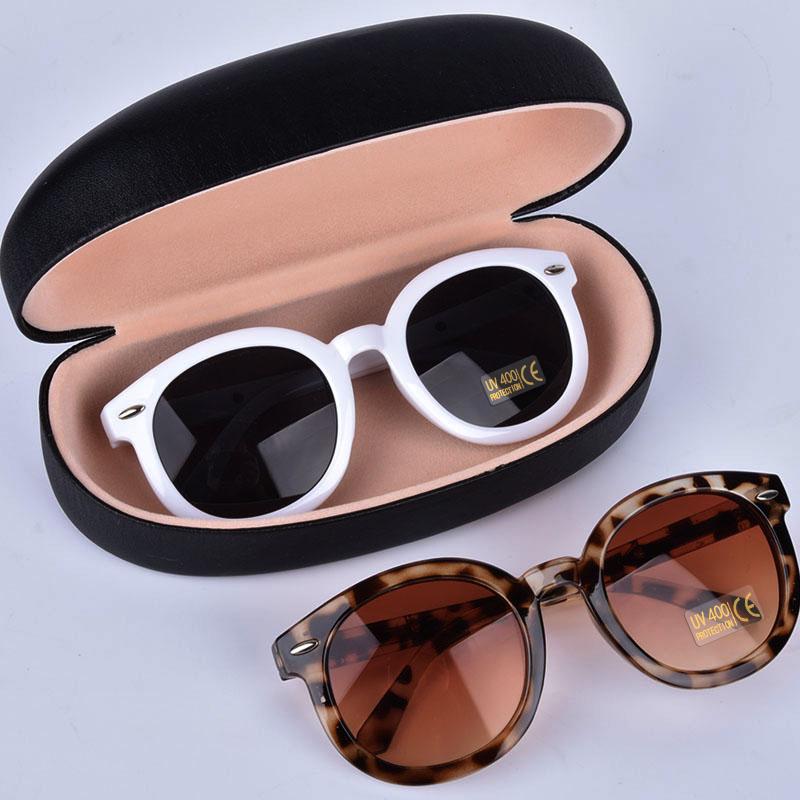 宝宝儿童眼镜太阳镜墨镜男童女童韩国防紫外线眼睛镜潮个性小小童