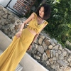 Real Shot Seaside Holiday Set Beach Slim Skirt Long Skirt Fashion Bohemian Leisure Honeymoon Two-Piece