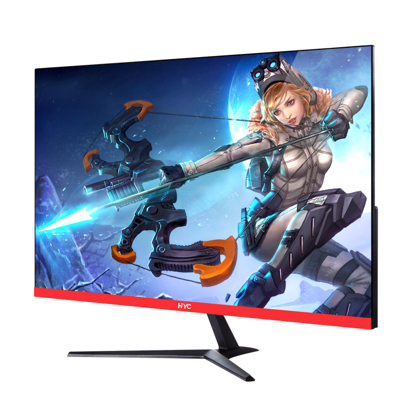 HYC 144hz显示器27英寸ps4电竞吃鸡游戏无边框ips屏台式电脑屏幕