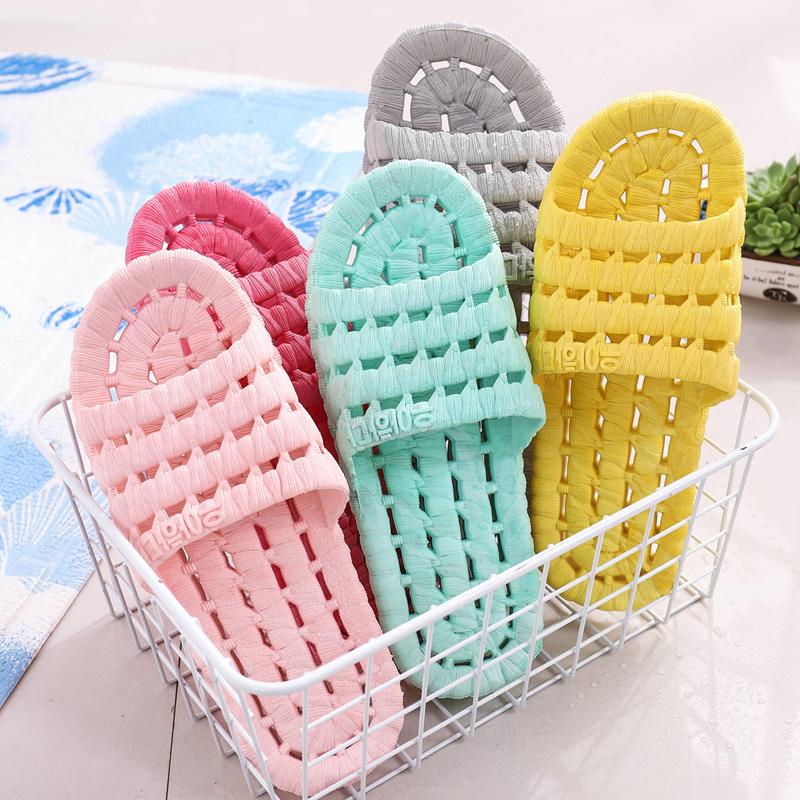 【集美】居家浴室防滑拖鞋