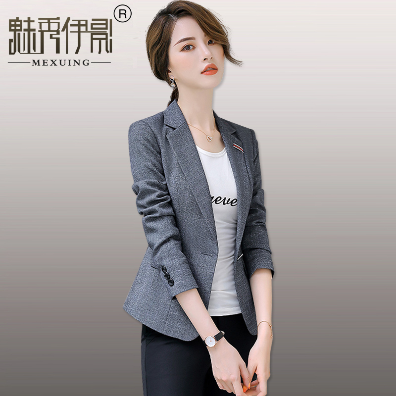 Women Suits Woman Office Work Business Clothes 005515