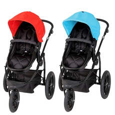 Three-wheel stroller Babytrend
