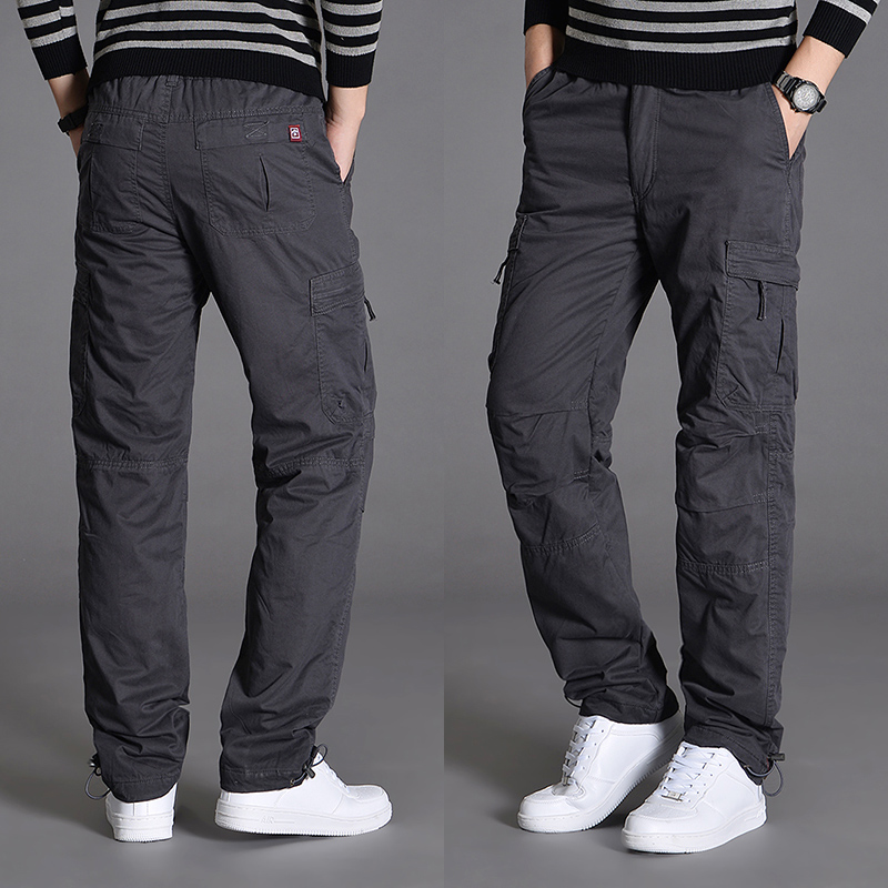 Cotton Pant OTHER Permanent zip