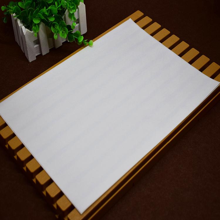 Цвет: Белая бумага без рисунка 38*26 см 1000 листов